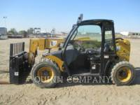 CATERPILLAR TELEHANDLER TH255 equipment  photo 4
