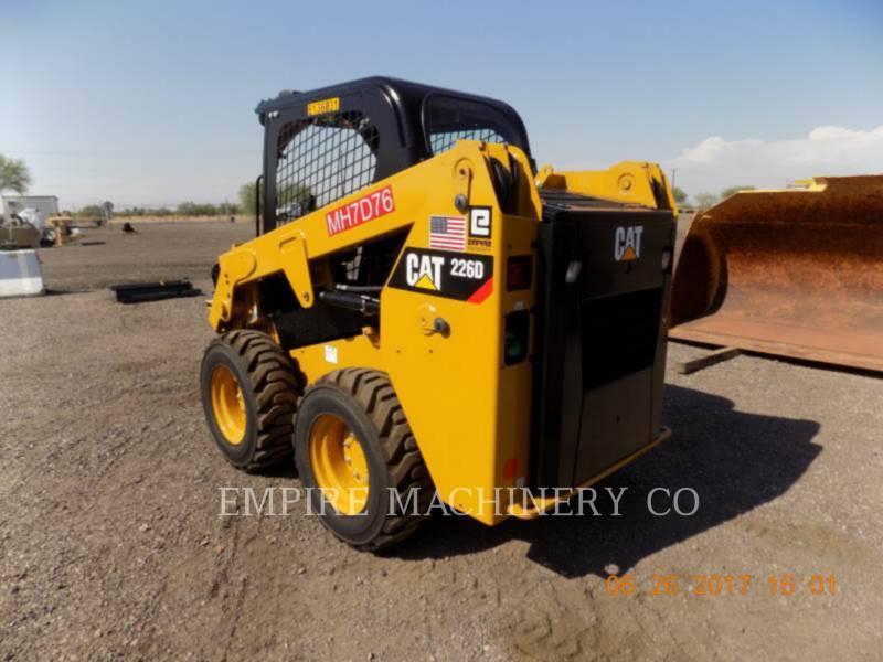 CATERPILLAR スキッド・ステア・ローダ 226D equipment  photo 3