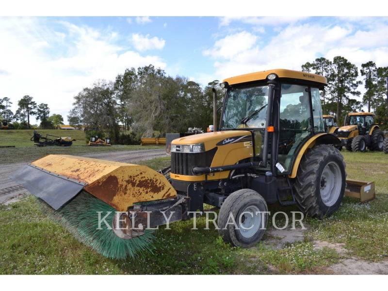 CHALLENGER ROAD BROOMS MT345B equipment  photo 3