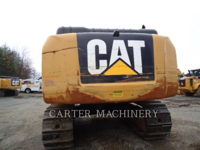 CATERPILLAR PALE GOMMATE/PALE GOMMATE MULTIUSO 336F 10 equipment  photo 5