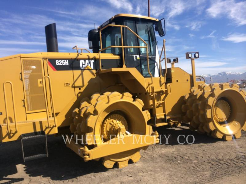 CATERPILLAR RODILLOS COMBINADOS 825H equipment  photo 2