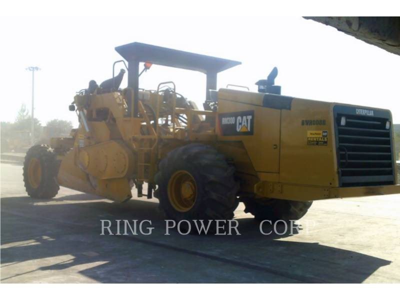 CATERPILLAR STABILIZERS / RECLAIMERS RM300 ASPH equipment  photo 4