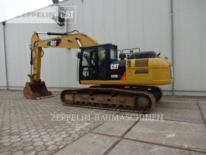 CATERPILLAR TRACK EXCAVATORS 329D2L equipment  photo 3