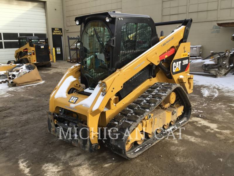 CATERPILLAR 多様地形対応ローダ 289D AQ equipment  photo 1