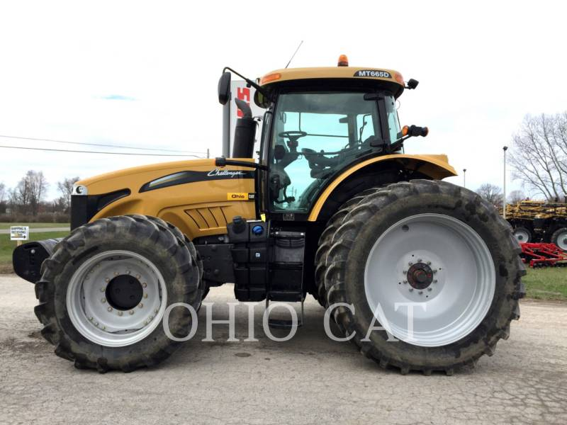 AGCO-CHALLENGER TRACTEURS AGRICOLES MT665D equipment  photo 11