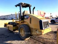 CATERPILLAR COMPACTEUR VIBRANT, MONOCYLINDRE À PIEDS DAMEURS CP44 equipment  photo 4