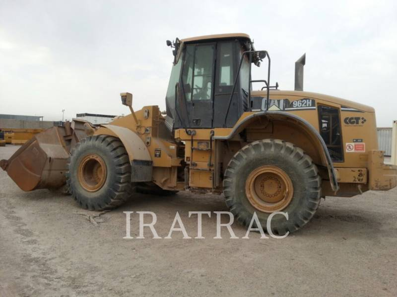 CATERPILLAR WHEEL LOADERS/INTEGRATED TOOLCARRIERS 962 H equipment  photo 1