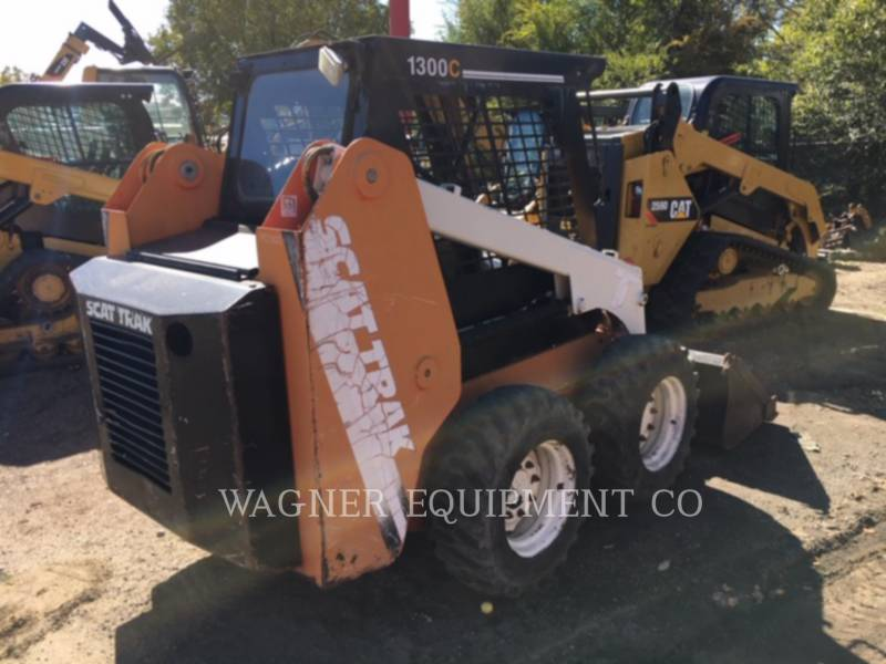 SCATTRAK SKID STEER LOADERS 1300C equipment  photo 4