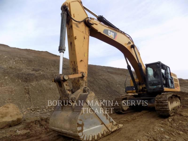 CATERPILLAR ESCAVADEIRAS 349D2L equipment  photo 2
