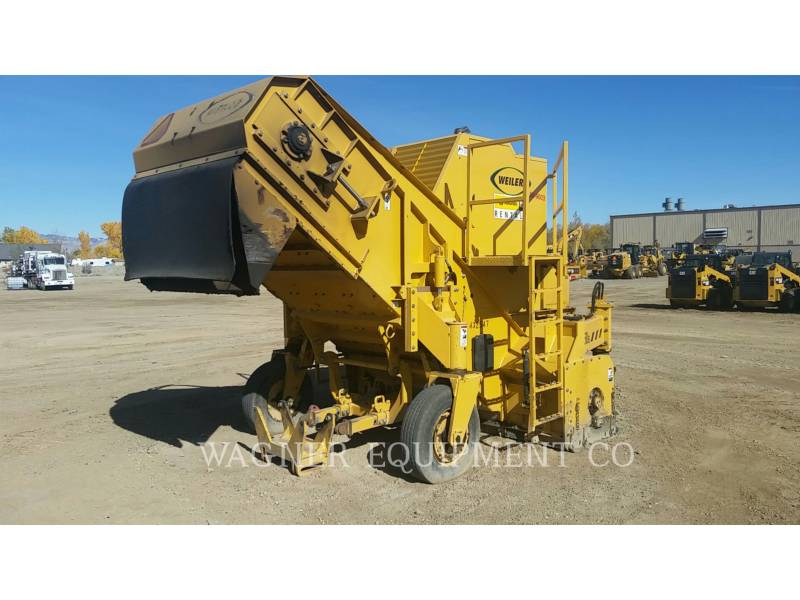 WEILER WINDROW ELEVATORS E650B equipment  photo 3