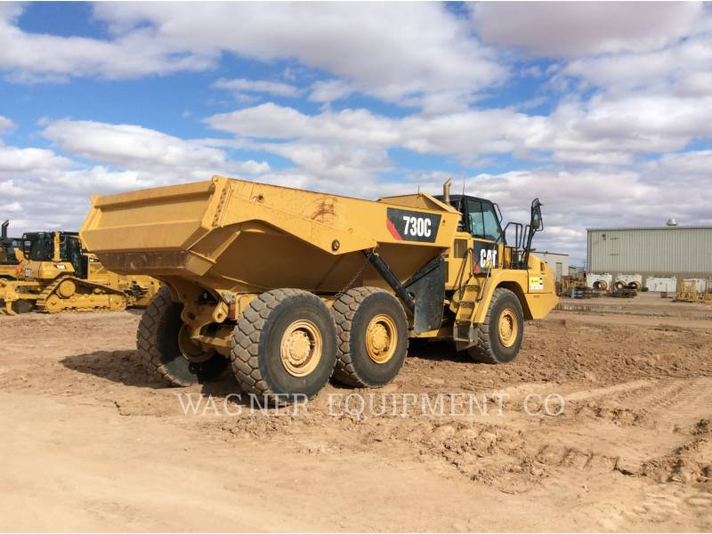 CATERPILLAR ARTICULATED TRUCKS 730C equipment  photo 2