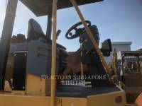 CATERPILLAR VIBRATORY SINGLE DRUM SMOOTH CS-533E equipment  photo 14