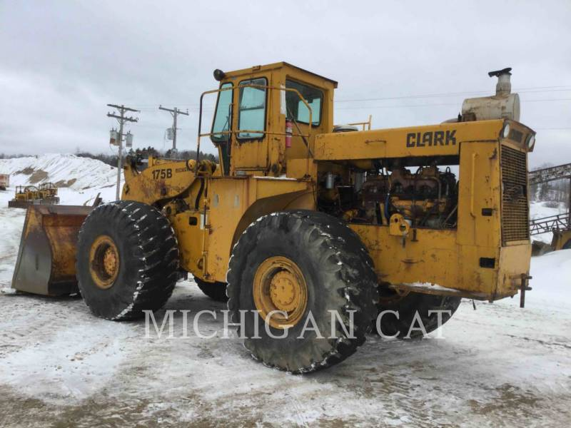MICHIGAN WHEEL LOADERS/INTEGRATED TOOLCARRIERS 175B-C equipment  photo 4