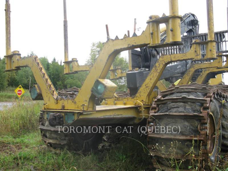 CATERPILLAR FORSTWIRTSCHAFT - FORWARDER 584HD equipment  photo 3