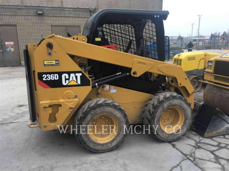 CATERPILLAR MINICARGADORAS 236D C1-H2 equipment  photo 2