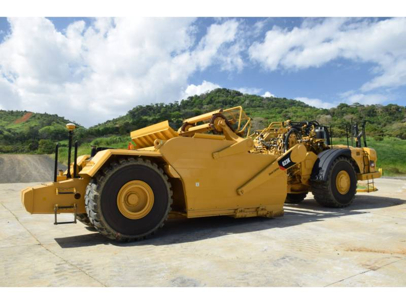CATERPILLAR WHEEL TRACTOR SCRAPERS 623K equipment  photo 4