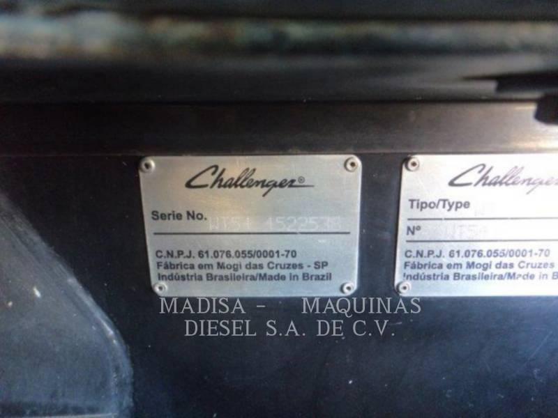 CHALLENGER TRACTORES AGRÍCOLAS WT540-4WD equipment  photo 5