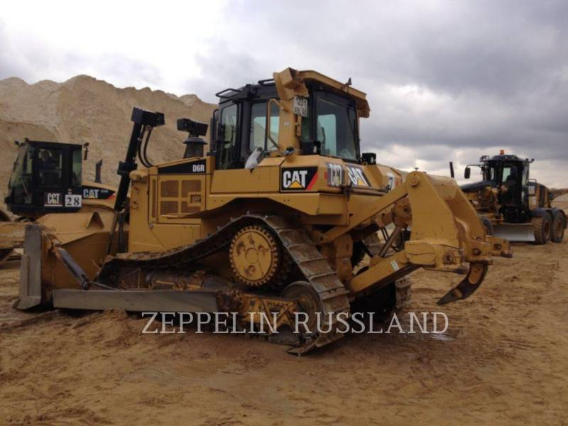 CATERPILLAR TRACK TYPE TRACTORS D 6 R equipment  photo 1