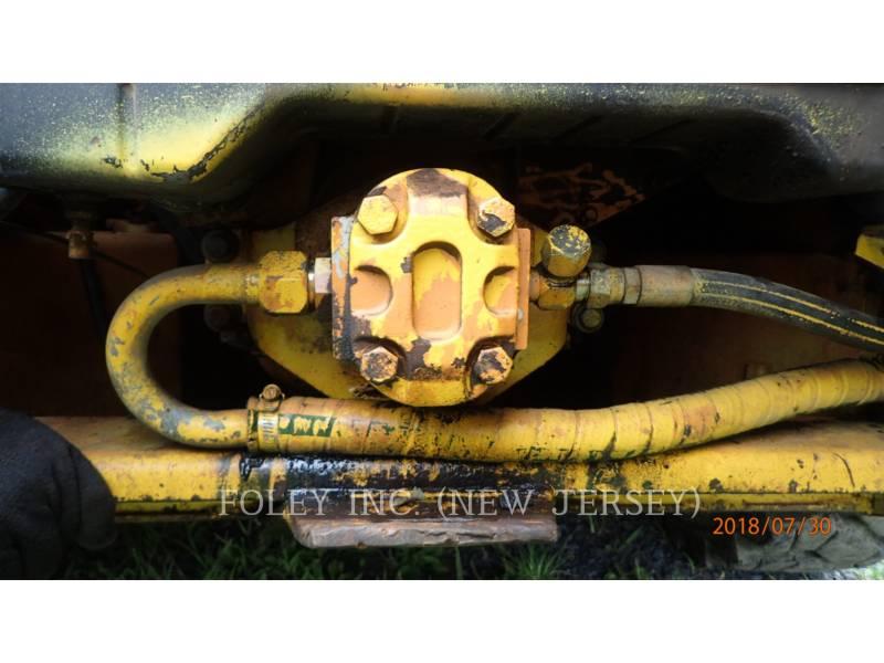CASE MINICARGADORAS 1840 equipment  photo 18