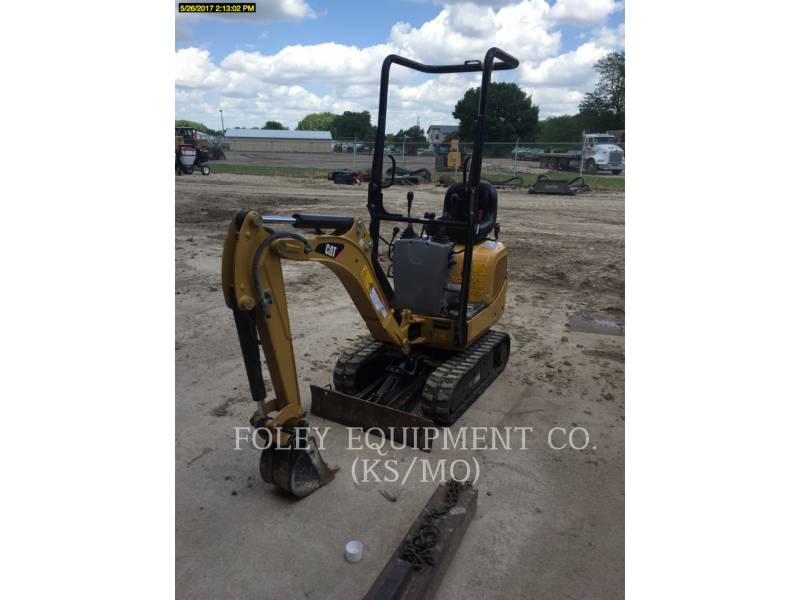 CATERPILLAR TRACK EXCAVATORS 300.9DSO equipment  photo 2
