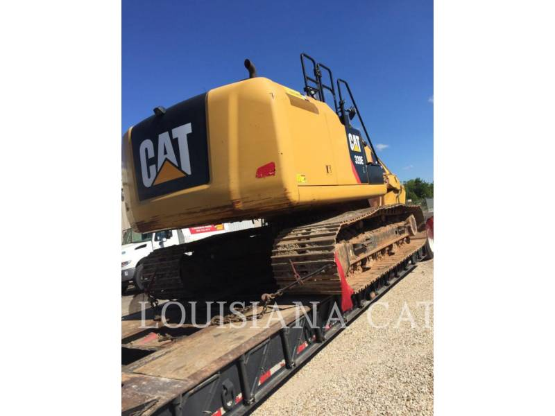 CATERPILLAR ESCAVADEIRAS 320EL equipment  photo 4
