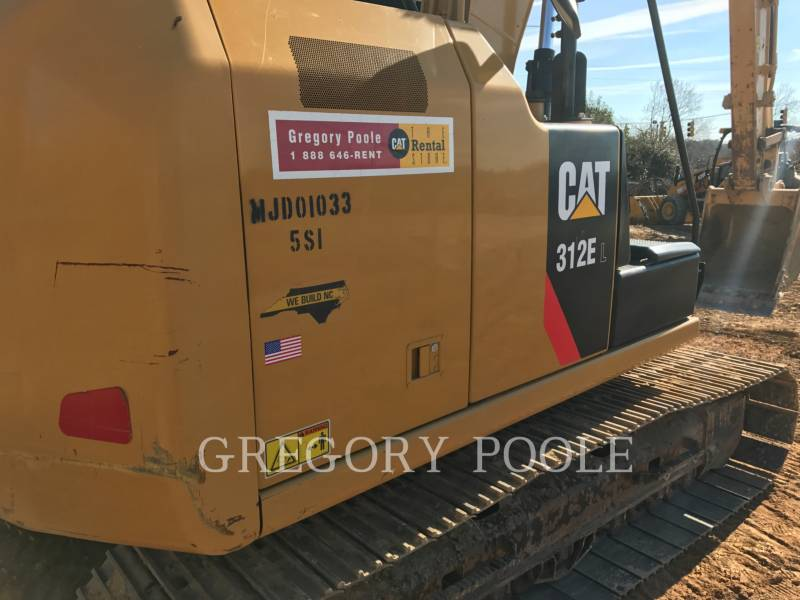 CATERPILLAR ESCAVADEIRAS 312E L equipment  photo 4