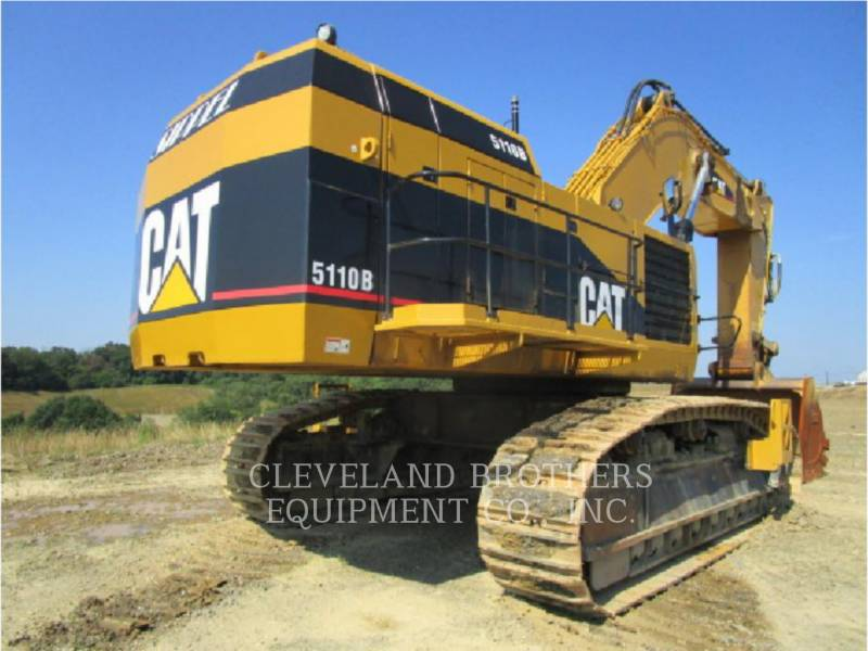 CATERPILLAR LARGE MINING PRODUCT 5110BME equipment  photo 5