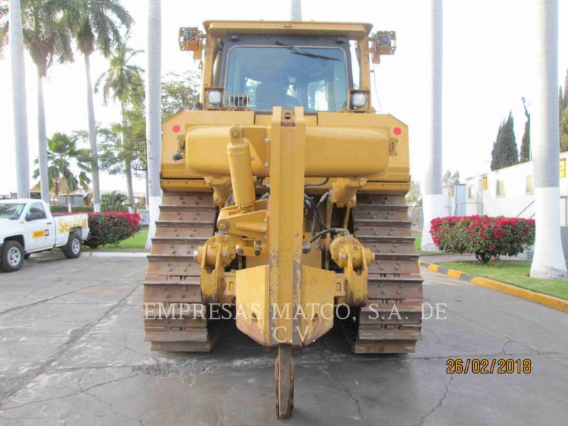 CATERPILLAR TRACTORES DE CADENAS D 8 T equipment  photo 4