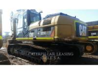 CATERPILLAR KOPARKI GĄSIENICOWE 329DL equipment  photo 2