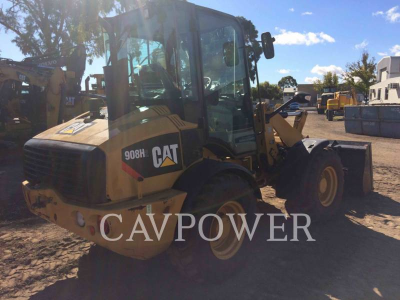 CATERPILLAR WHEEL LOADERS/INTEGRATED TOOLCARRIERS 908 H equipment  photo 3
