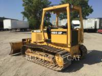 JOHN DEERE TRACK TYPE TRACTORS 450G equipment  photo 3