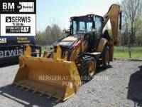 Equipment photo CATERPILLAR 427F2 CHARGEUSES-PELLETEUSES 1
