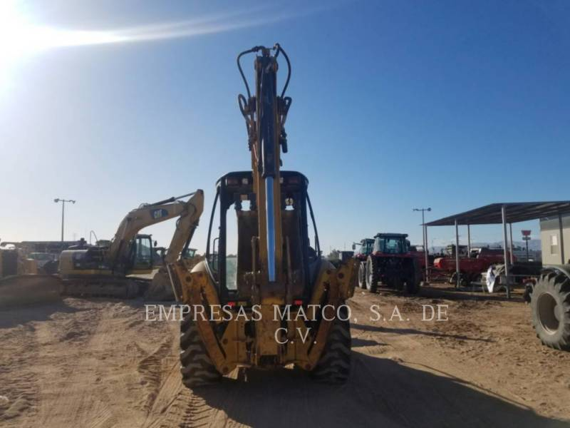 CATERPILLAR CHARGEUSES-PELLETEUSES 416E equipment  photo 4