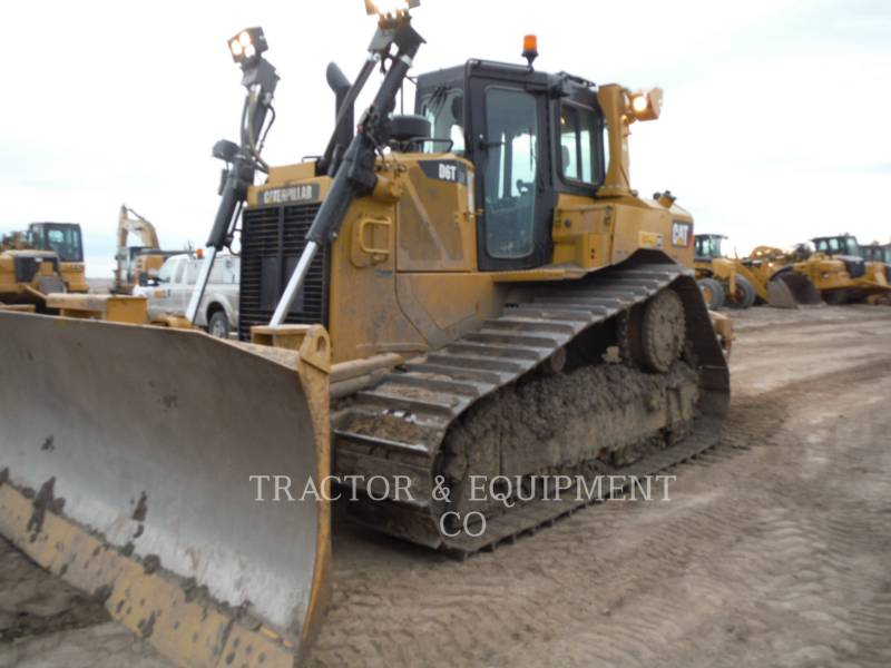 CATERPILLAR TRACK TYPE TRACTORS D6T XWVPAT equipment  photo 1