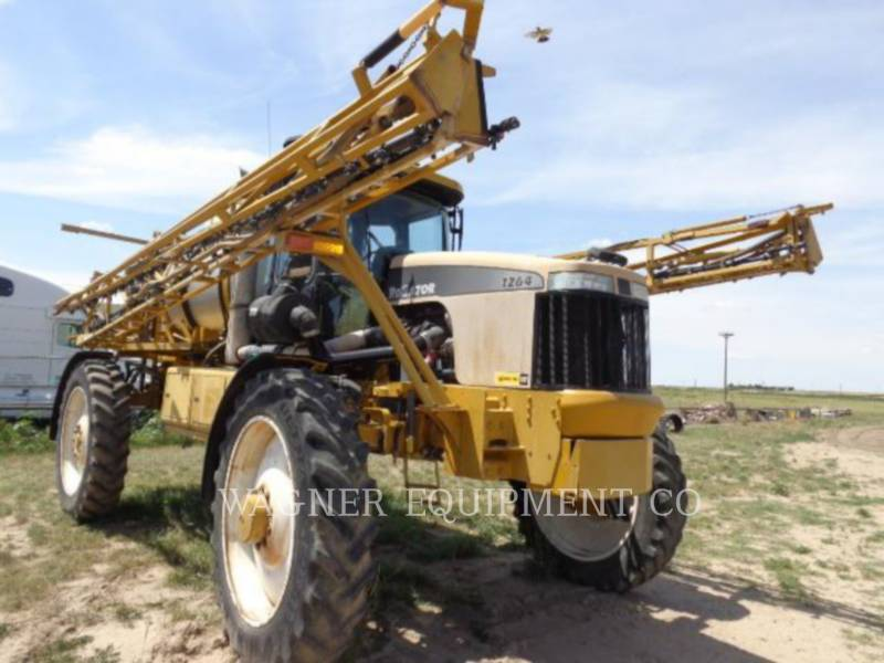 AG-CHEM SPRAYER 1264 equipment  photo 2