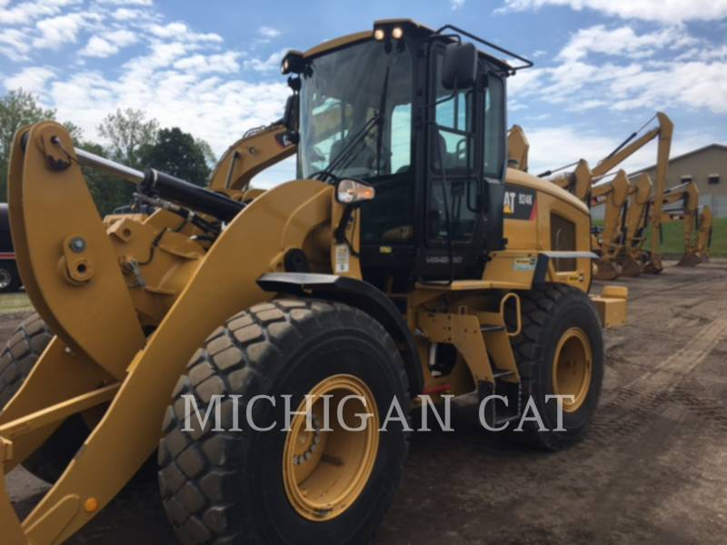 CATERPILLAR WHEEL LOADERS/INTEGRATED TOOLCARRIERS 924K RQ+ equipment  photo 6
