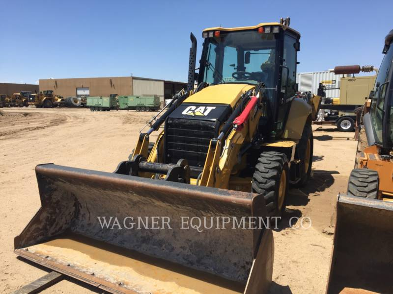 CATERPILLAR BACKHOE LOADERS 420F2 IT4E equipment  photo 3