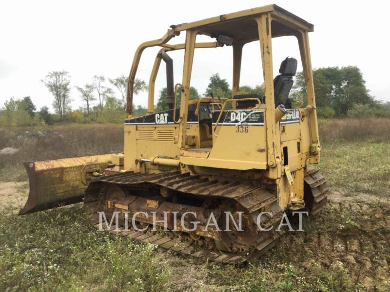 CATERPILLAR KETTENDOZER D4CIIILGP equipment  photo 6