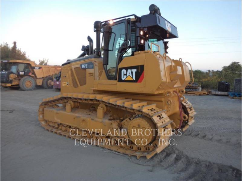 CATERPILLAR CIĄGNIKI GĄSIENICOWE D7E LGP equipment  photo 4