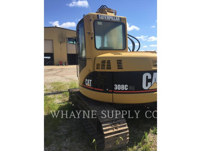 CATERPILLAR KETTEN-HYDRAULIKBAGGER 308CCR equipment  photo 5