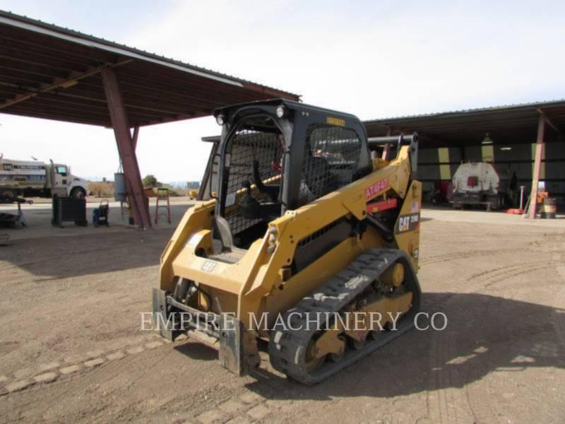 CATERPILLAR ŁADOWARKI ZE STEROWANIEM BURTOWYM 259D equipment  photo 4