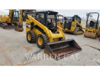Equipment photo Caterpillar 262D MINIÎNCĂRCĂTOARE RIGIDE MULTIFUNCŢIONALE 1