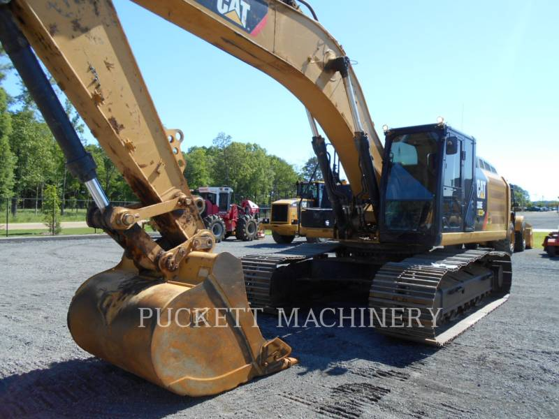 CATERPILLAR 履带式挖掘机 336EL equipment  photo 7
