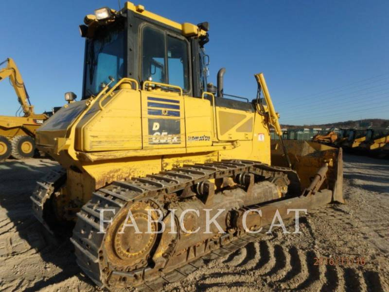 KOMATSU LTD. TRACTORES DE CADENAS 65EX equipment  photo 4