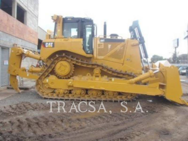 CATERPILLAR TRACTEURS SUR CHAINES D8T equipment  photo 3
