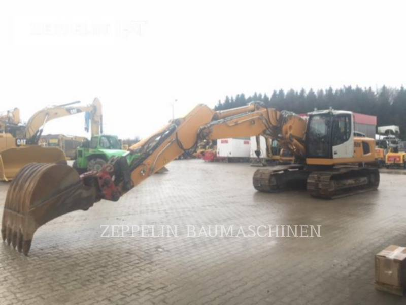 LIEBHERR KETTEN-HYDRAULIKBAGGER R926LI equipment  photo 3