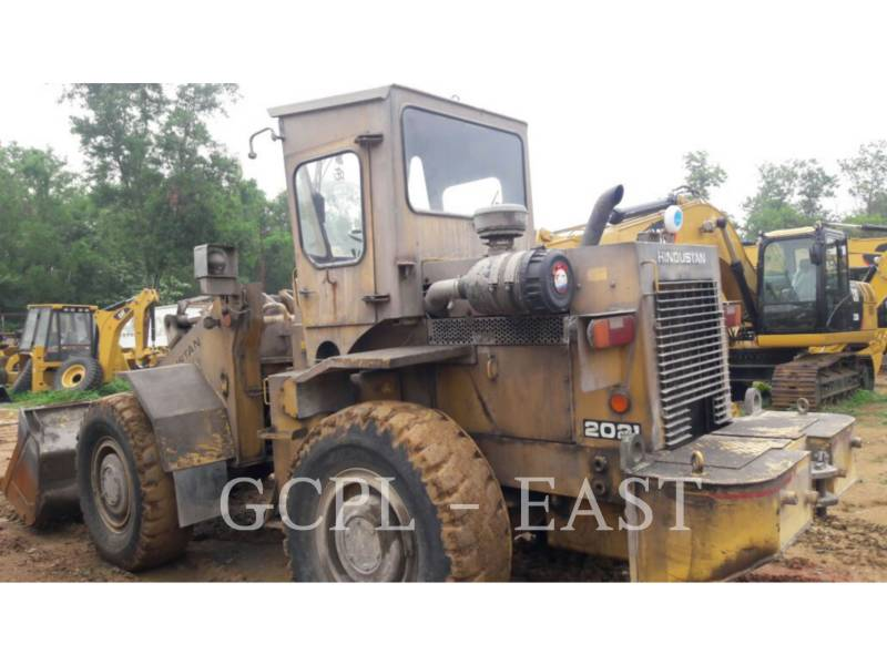 CATERPILLAR WHEEL LOADERS/INTEGRATED TOOLCARRIERS 2021Z equipment  photo 4