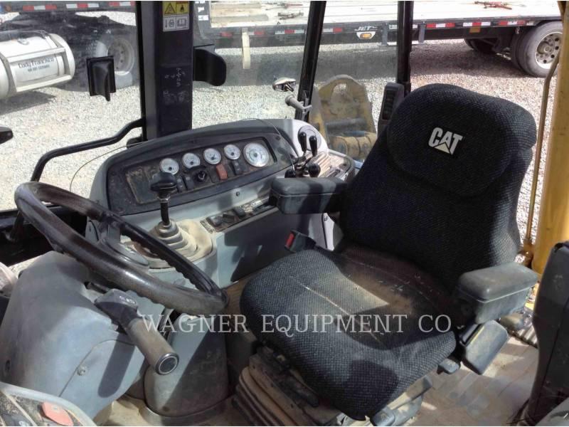 CATERPILLAR BACKHOE LOADERS 420D 4WDE equipment  photo 7