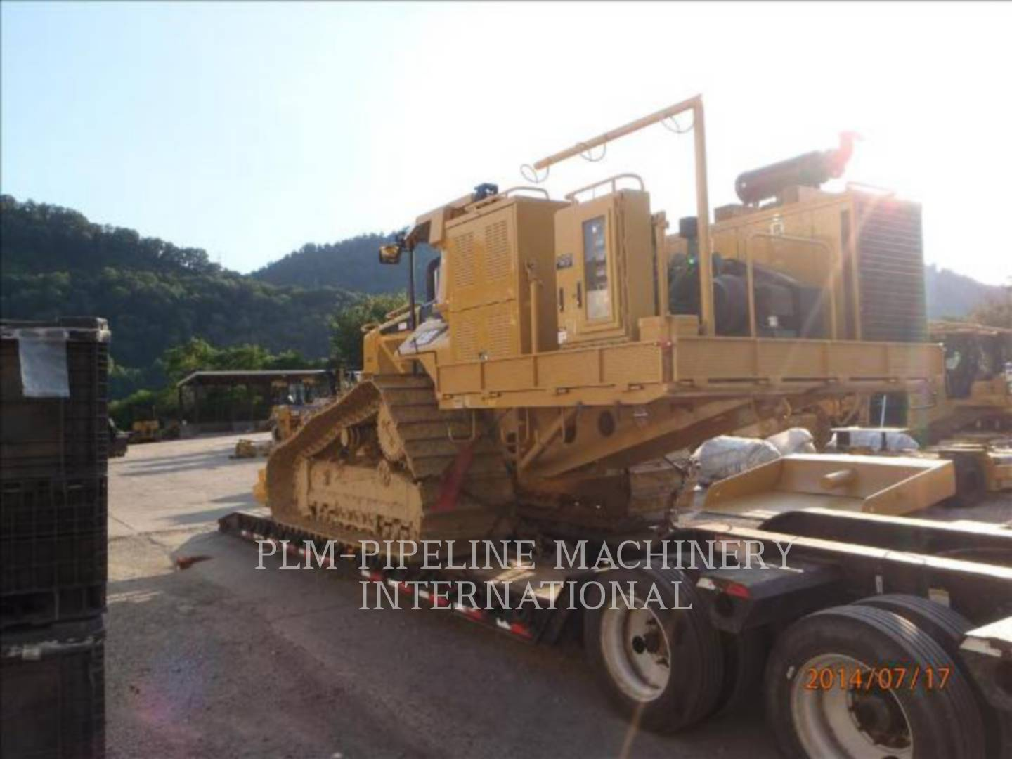 2012 Used CATERPILLAR D6NLGP