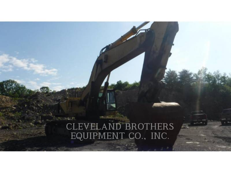 CATERPILLAR EXCAVADORAS DE CADENAS 375L equipment  photo 2